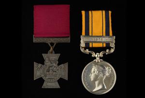 John Rouse Merriott Chard Medals