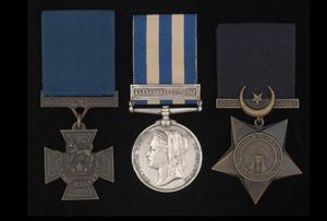 Israel Harding Medals