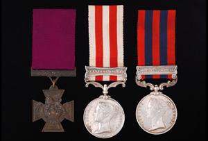 Henry Edward Jerome Medals