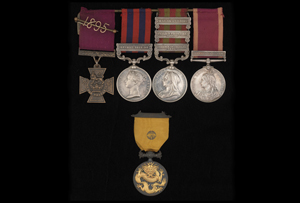 Harry Frederick Whitchurch Medals