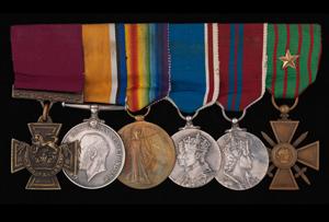 William Boynton Butler Medals