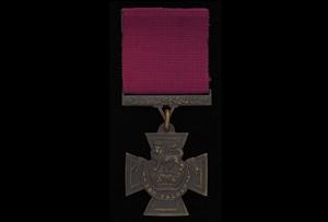 Bernard Matthew Cassidy VC Medals