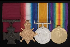 William Barnard Rhodes-Moorhouse Medals